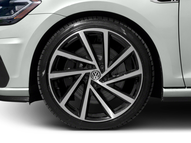 Volkswagen Golf_R  2018