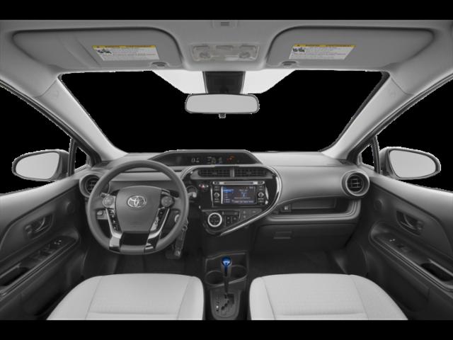 2019 Toyota Prius_c