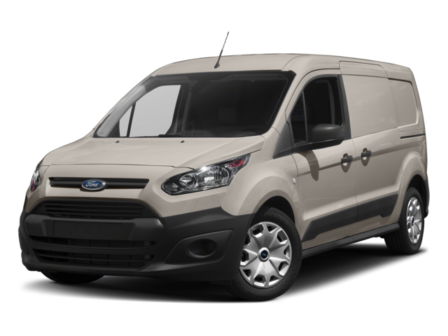 Ford Transit_Connect_Van  2018