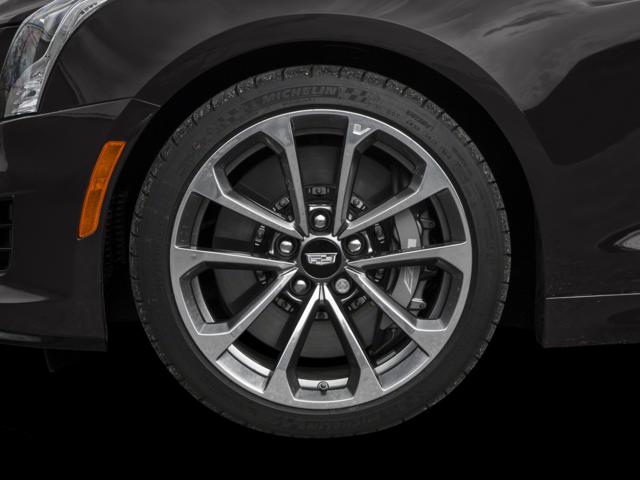 Cadillac ATS_V_Sedan  2018