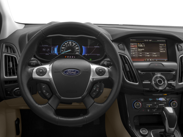 Ford Focus_Electric  2018