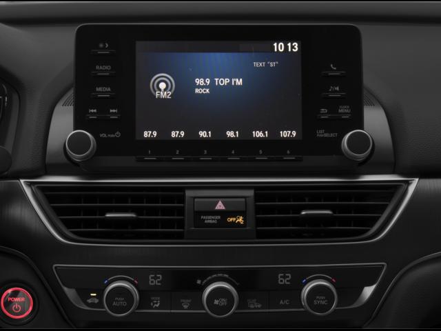 Honda Accord_Hybrid  2018