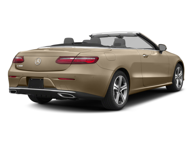 2018 Mercedes_Benz E_Class_Convertible___Cabriolet