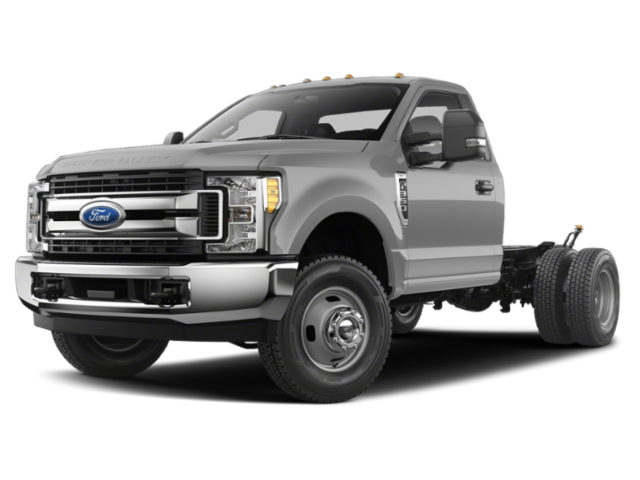 Ford Super_Duty_F_350_DRW  2019