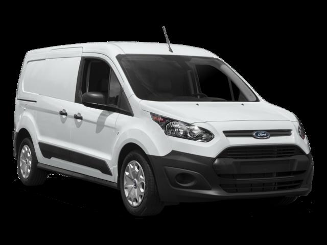 Ford Transit_Connect_Van  2018