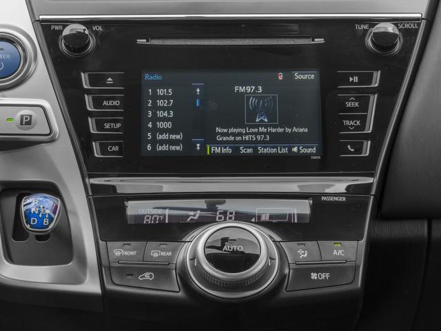 Toyota Prius_v  2018