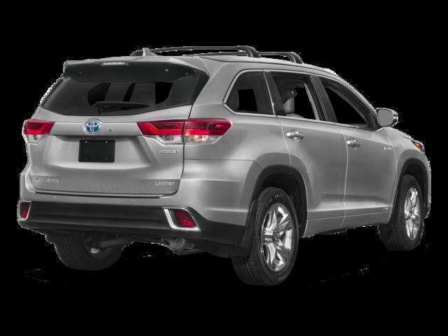 2018 Toyota Highlander_Hybrid