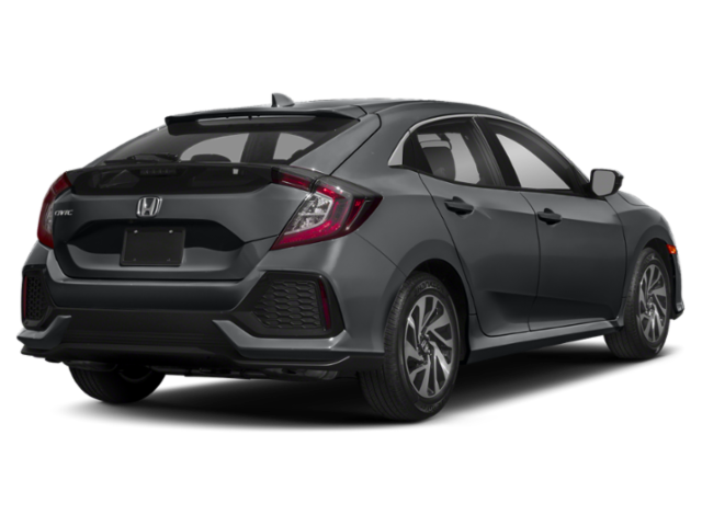 Honda Civic_Hatchback  2018