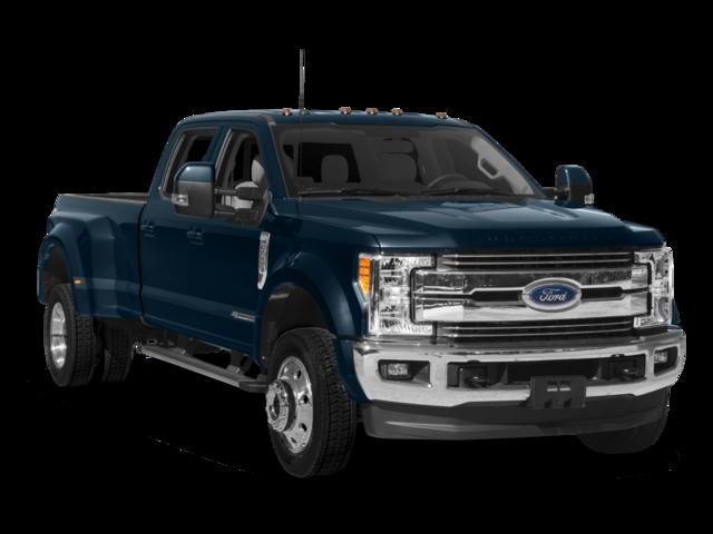 Ford Super_Duty_F_450_DRW  2018