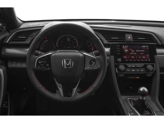 Honda Civic_Si_Sedan  2019