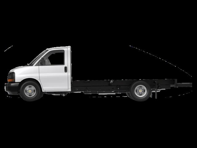 Chevrolet Express_Commercial_Cutaway  2019
