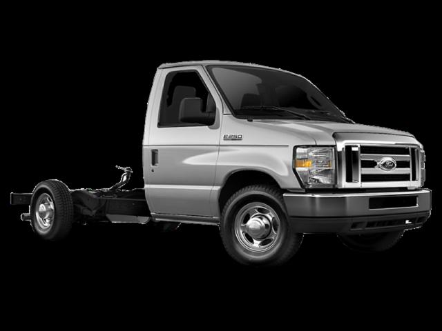 2019 Ford E_Series_Cutaway