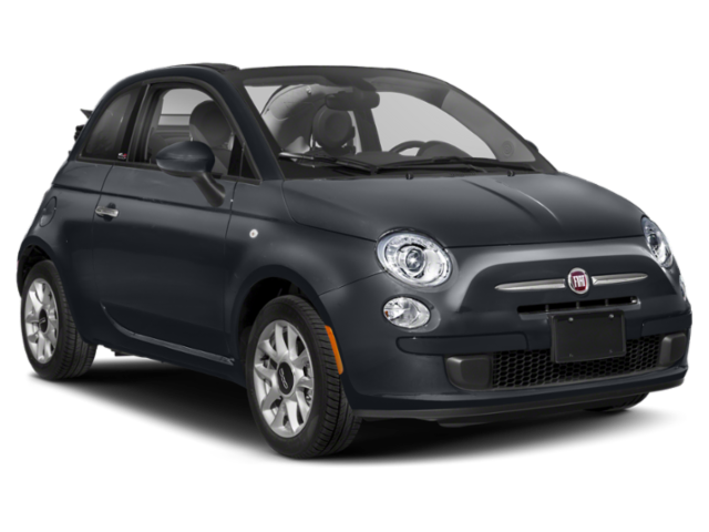 2019 FIAT 500 Convertible - Cabriolet