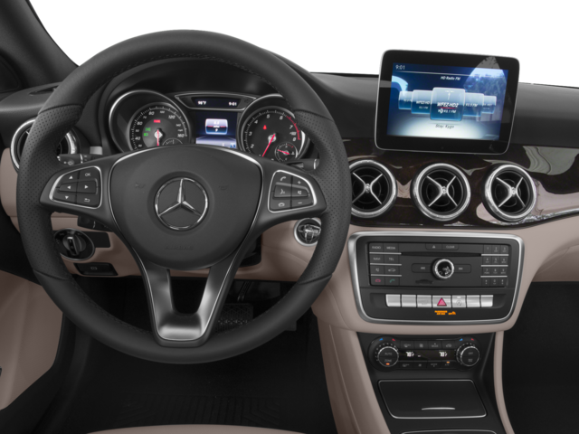 2018 Mercedes_Benz CLA