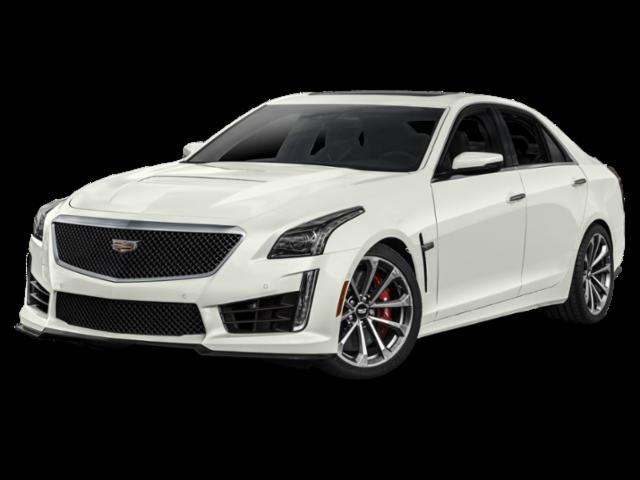 2019 Cadillac CTS_V_Sedan