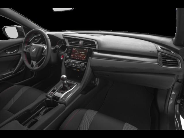2019 Honda Civic_Si_Sedan