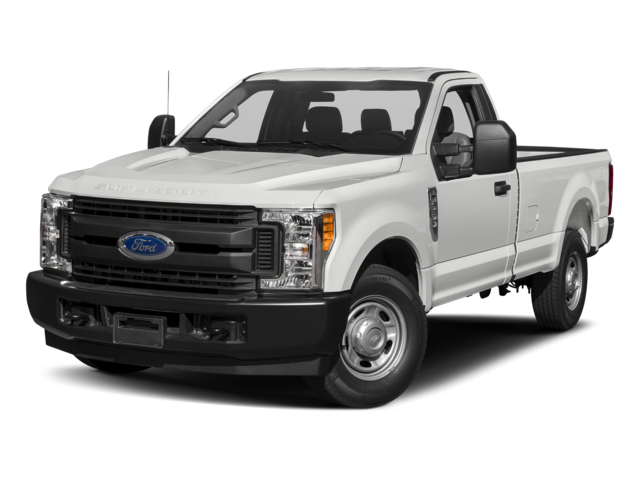 Ford Super Duty F-350 SRW 2018
