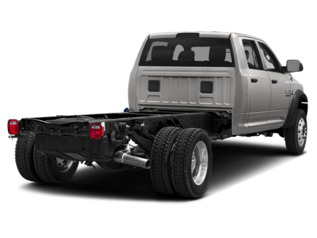 Ram 4500 Chassis 2018
