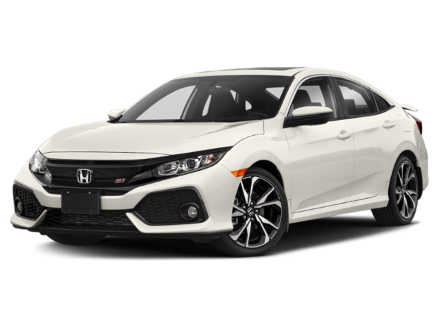 Honda Civic Si Sedan 2019