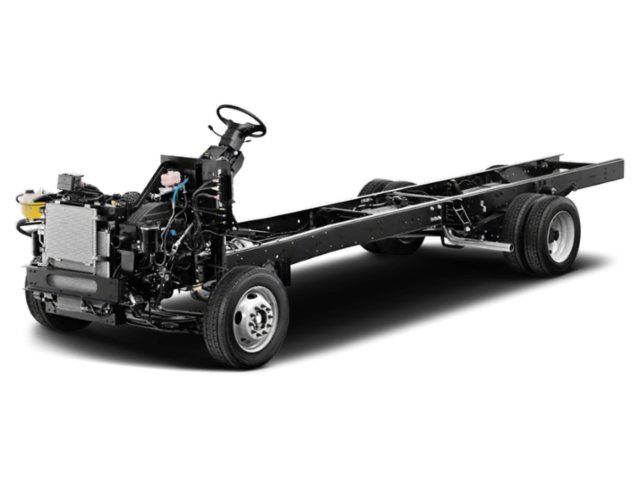 Ford F-59 Commercial Stripped Chassis 2019