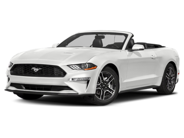 Ford Mustang Convertible - Cabriolet 2018