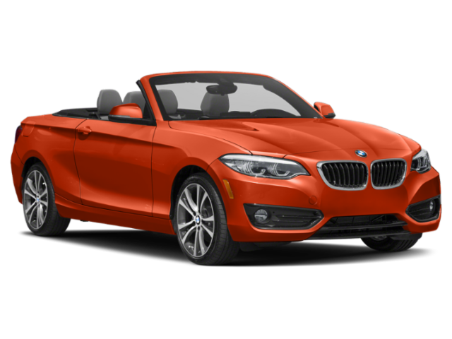 BMW 2 Series Convertible - Cabriolet 2018