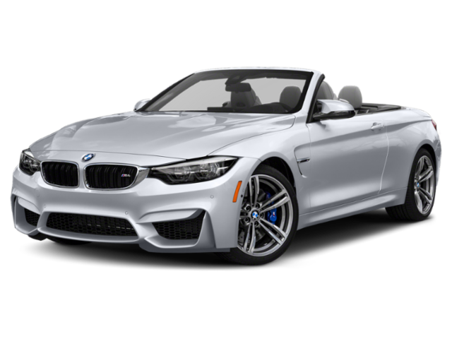 BMW M4 Convertible - Cabriolet 2020