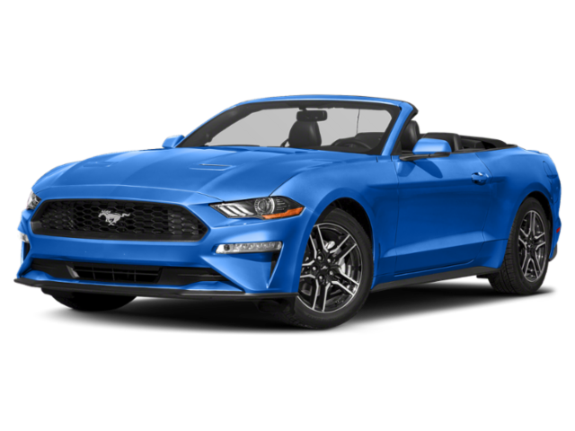 Ford Mustang Convertible - Cabriolet 2020