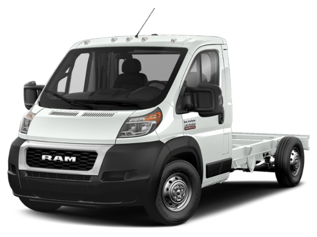 Ram ProMaster Chassis Cab 2019