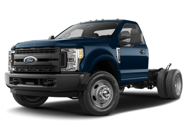 Ford Super Duty F-450 DRW 2019