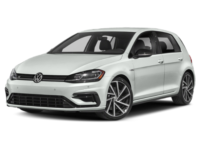Volkswagen Golf R 2019
