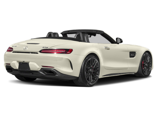 Mercedes-Benz AMG GT Convertible - Cabriolet 2019