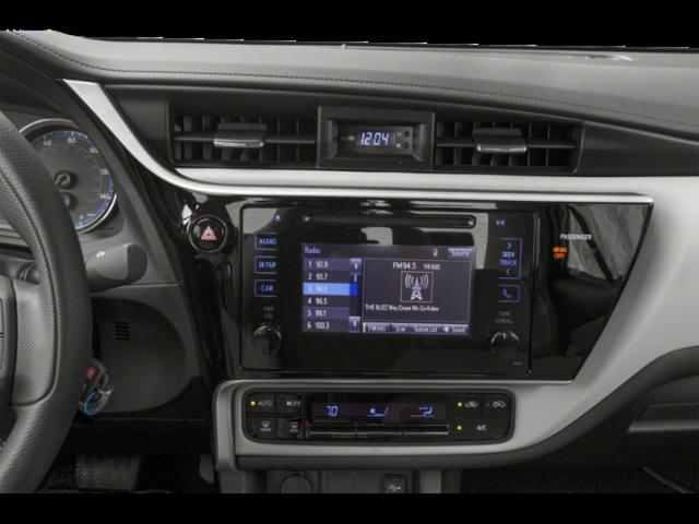 Toyota Corolla 2019