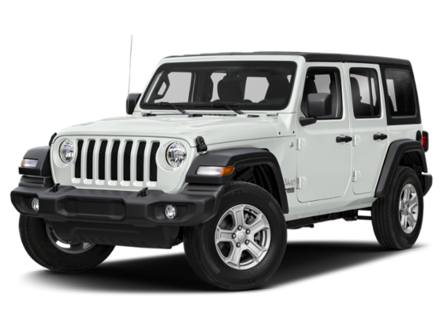 Jeep Wrangler Unlimited 2020