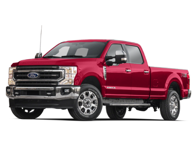 Ford Super Duty F-350 SRW 2020