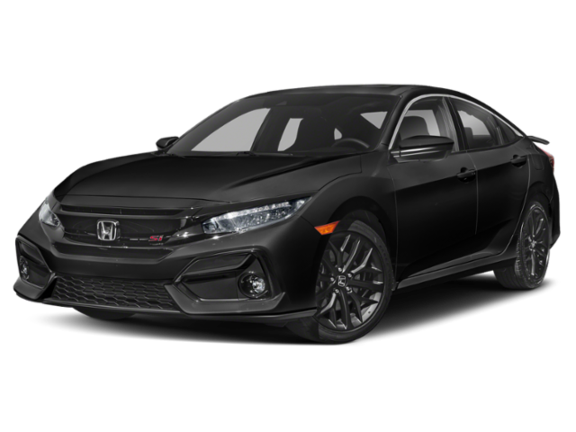 Honda Civic_Si_Sedan  2020