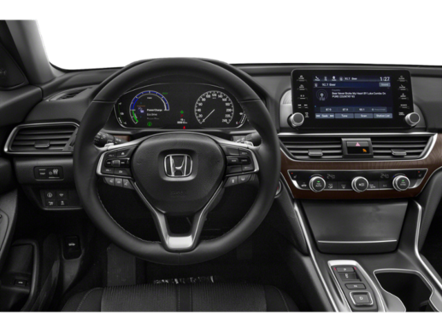 Honda Accord_Hybrid  2020