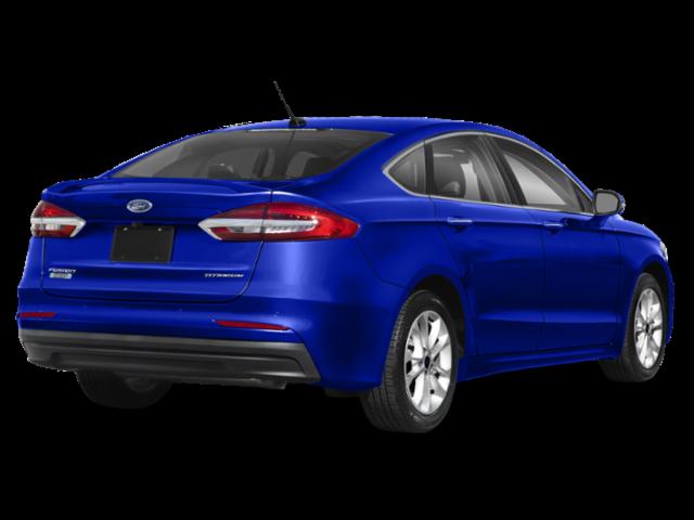 Ford Fusion_Energi  2020