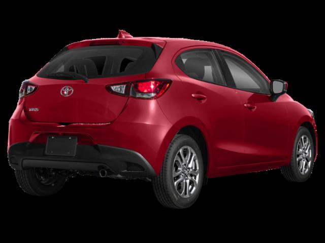 Toyota Yaris_Hatchback  2020