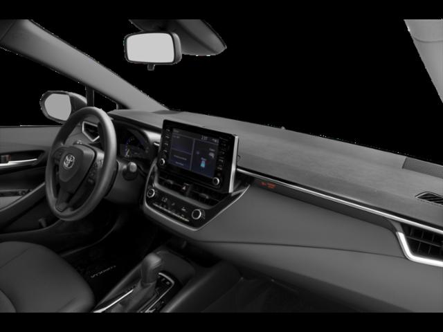 Toyota Corolla_Hybrid  2021