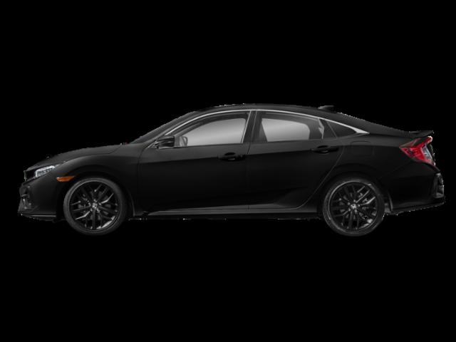 Honda Civic_Si_Sedan  2020