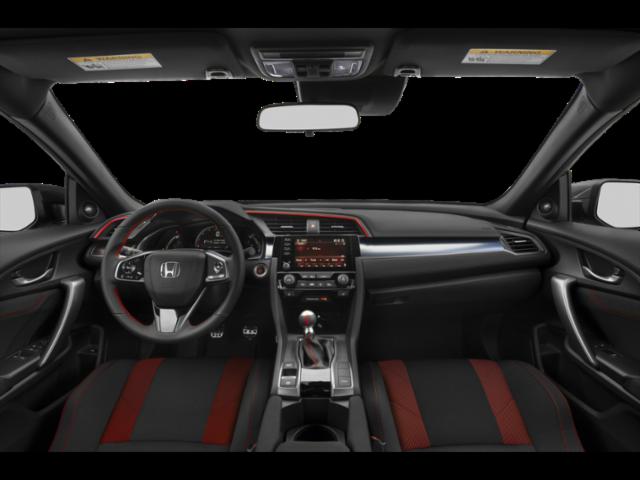 Honda Civic_Si_Coupe  2020