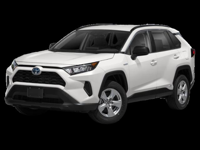 Toyota RAV4_Hybrid  2021