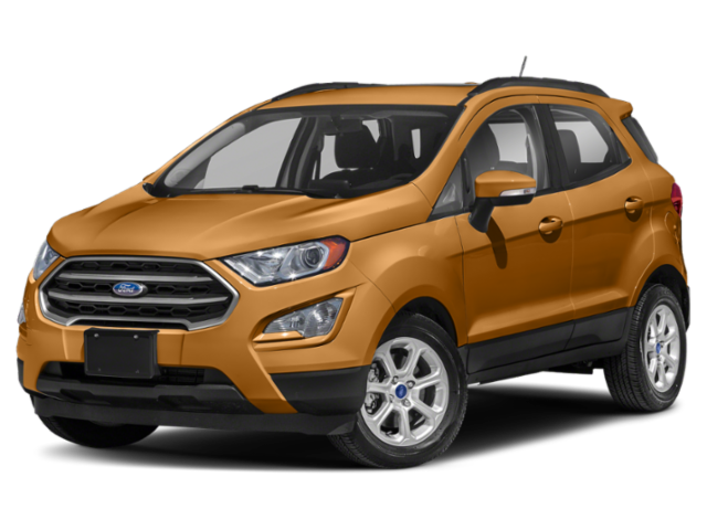 ford ecosport build and price
