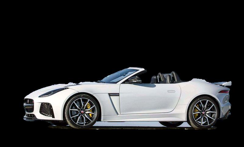 Jaguar F-TYPE Convertible - Cabriolet 2019