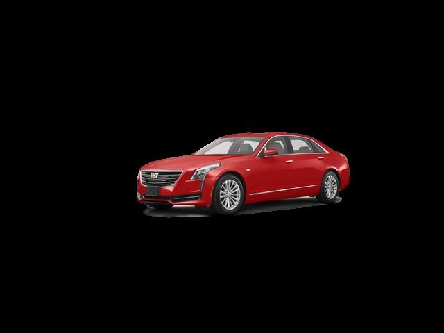 Cadillac CT6 Sedan 2019